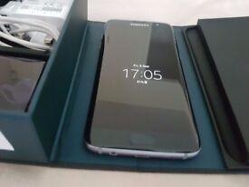 Samsung Galaxy S7 edge SM-G935 – 32GB – Black Onyx (Unlocked) Ref#PF70