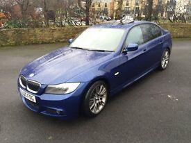 2011 BMW 320D M SPORT PLUS EDITION AUTO 184 BHP + EXCELLENT CONDITION + SUNROOF