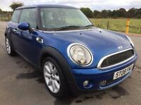 BARGAIN! Mini one, full years MOT with no advisories, fsh, ready to go