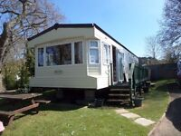 Static holiday home to rent during May half term at Lady's Mile Holiday Park, Dawlish, Devon
