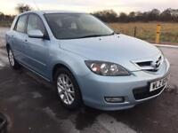 BARGAIN! Mazda 3 takara, long MOT, ready to go