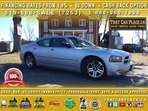 2006 Dodge Charger SXT-Cruise-CD-Pwr Drs/Wdws/Steering-Keyless