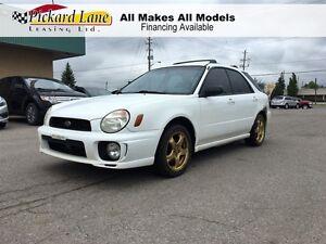 2002 Subaru Impreza *WEEKLY SPECIAL* AWD!