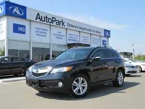 2014 Acura RDX 6-Spd AT AWD| Sunroof| Heated leather| Bluetooth