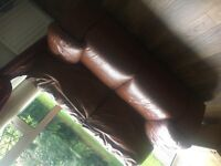ENCANTO ITALIAN LEATHERS SOFAS (3and2)