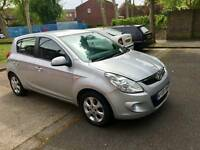 2009 Hyundai i20, low mileage 53k, USB-Aux Port, can deliver 4free