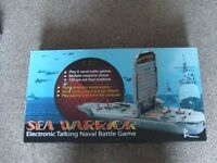 Sea Warrior Electronic Talking Naval Battle Game