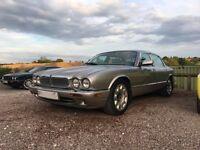 Jaguar XJ8 4.0 V8 Sovereign LWB Spares or Repairs