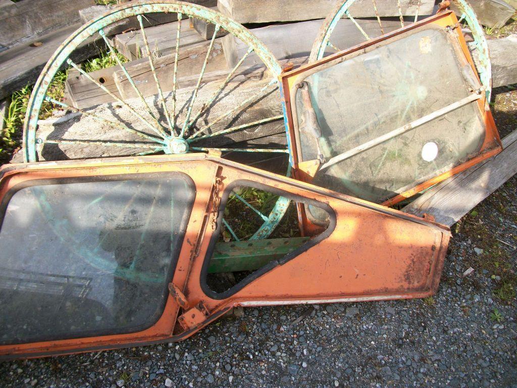 4 Door Tractor : Tractor doors and window duncan cab £ each in totnes