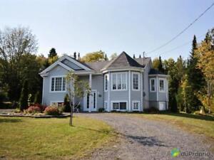 196 000$ - Bungalow à vendre à Lac-Etchemin