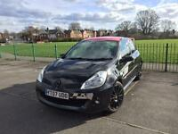 RENAULT CLIO RENAULTSPORT 197 FULL SERVICE HISTORY 1 FULL YEAR MOT