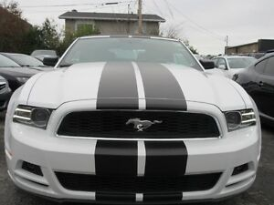 2014 Ford Mustang Premium V6 (Convertible, Manual 6 Speed)