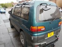 Mitsubishi Delica MOT nov 2018 ONLY 100k millage AWESOME car