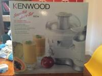 Kenwood Smoothie Juice Bar