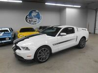 2012 Ford Mustang GT CALIFORNIA SPECIAL! 28KM! FINANCING AVAILAB