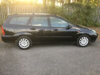 Low mileage Ford Focus Estate. Only one former keeper. No advisory on MOT.