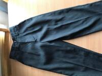 Boys age 6 pinstripe trousers