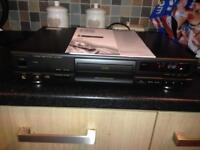 Technics cd player