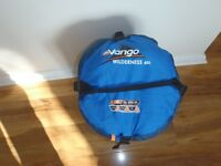 vango wilderness 450 sleeping bag,new never opend