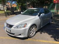 2008 Lexus IS 220D ONLY CLEAN INSIDE OUT, FULLY LOADED, WITH MOT AND HISTROY