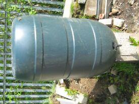 plastic water drum