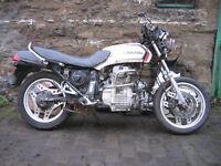 1983 Honda CX500 , ideal for Bobber cafe racer project