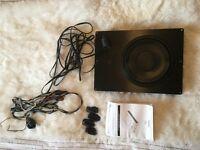Focal iBus20 underseat base box subwoofer car plug and play iBus 20