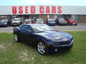 2011 Chevrolet Camaro RS 2LT ~ LEATHER ~ SUNROOF ~ ALL POWER OPT