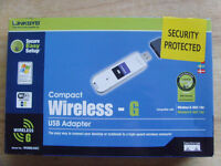 Linksys Wifi USB Adapter