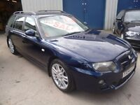 MG ZT-T + turbo,1.8 cc estate,2 keys,very clean tidy car,runs and drives as new,tow bar fitted,