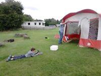 Trailer tent - Pennine Aztec