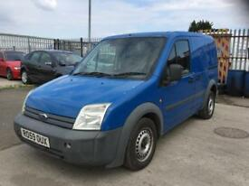 2009 ford transit connect 1.8 tdci low mileage
