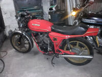 Moto Morini 350 sport,original but non runner.