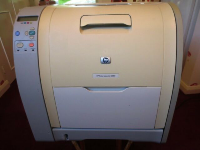 Hewlett Packard 3550 Laserjet Colour Printer | in Milton Keynes,  Buckinghamshire | Gumtree
