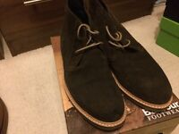 Ted baker brogues / Barbour boots size 10