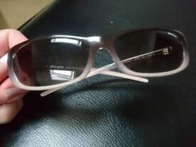 Diesel Sun glasses two tone