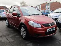Suzuki SX4 1.6 GL 5dr, 2 lady owners from new