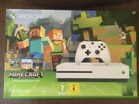 XBOX one boxed