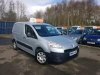 Peugeot Partner 2013 63, 1.6 diesel, One owner, 3 seater, 12 months MOT, 3 months RAC warranty,
