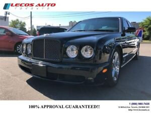 2007 Bentley Arnage T/B6 BULLET PROOF/Armoured /Mulliner