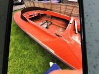 Shakespeare speedboat