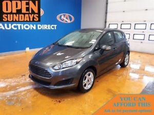 2015 Ford Fiesta SE ONLY 21723KM! FINANCE NOW!