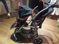 Double Buggy - immaculate condition