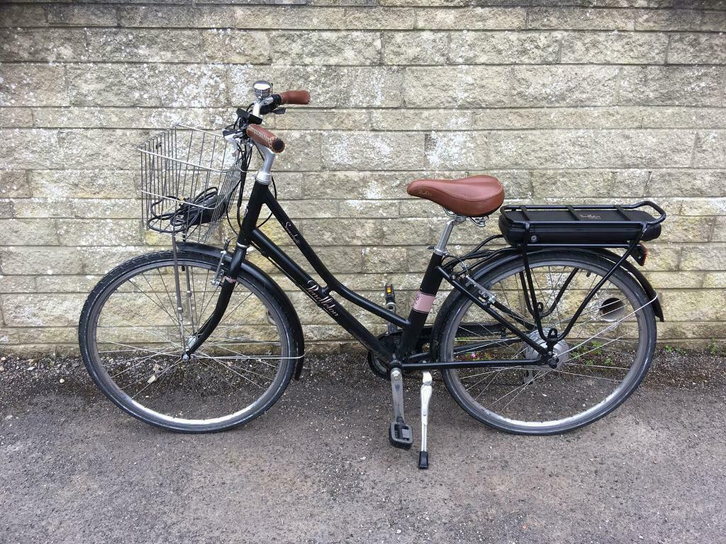 Pendleton Somerby Electric Ladies Bike With Battery