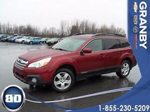2013 Subaru Outback 2.5 L LIMITED  NAVIGATION  TOIT  OUVRANT