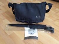 Silvercross baby bag & parasol