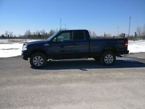 2005 Ford F-150 FX4 4x4 Supercab Cert & Etest with Tow Package