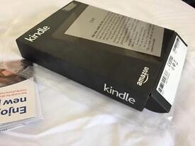 Amazon Kindle Black WI-Fi mint condition