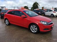 Late 2007 Vauxhall Astra 1.4 SXI 3 Door Sporthatch **Full Service History** (golf,leon,megane,focus)