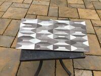 Ceramic kitchen or bathroom tiles